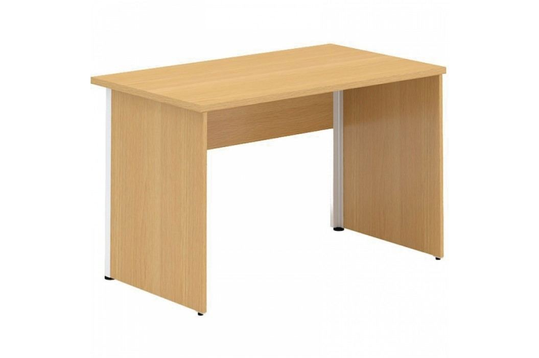 Stůl ProOffice A 70 x 120 cm ořech