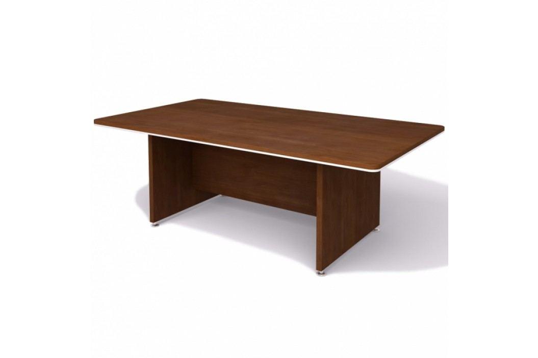Lenza jednací stůl Wels 220 cm višeň obrázek inspirace