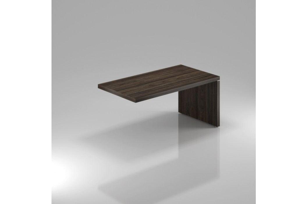Rauman Stůl Lineart 180 x 85 cm jilm tmavý