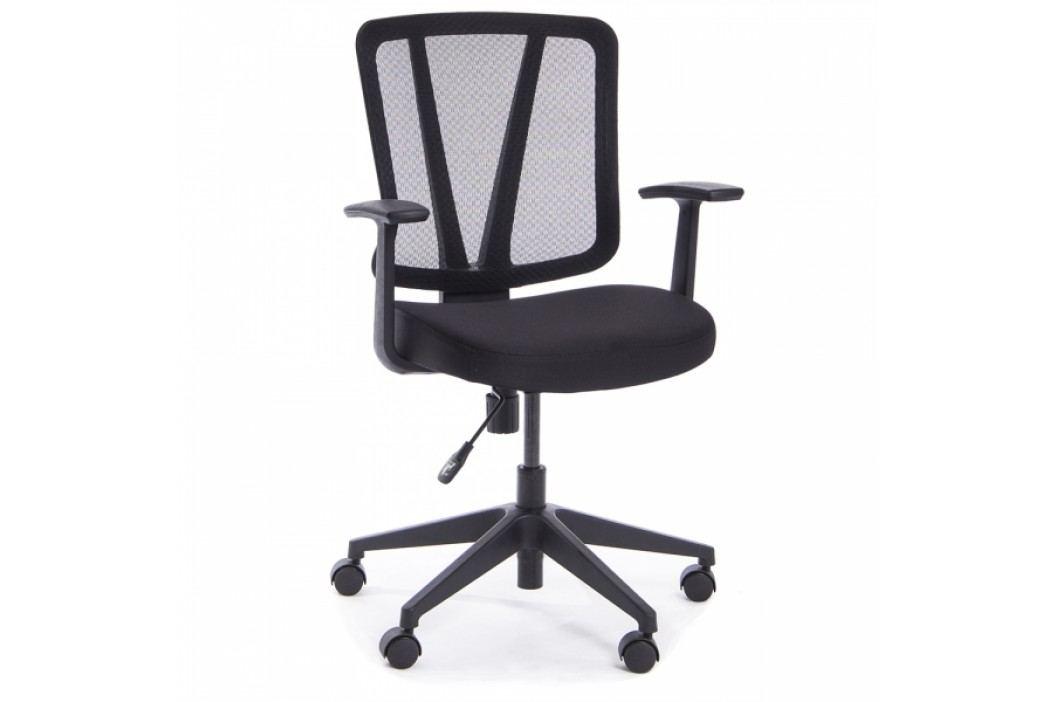 Rauman Kancelářská židle Thalia 1+1 zdarma černá