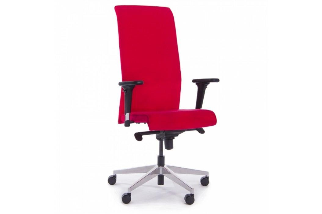 Kancelářská židle Jeremy červená