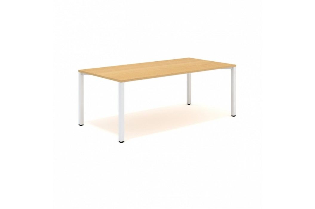 Konferenční stůl ProOffice 80 x 180 x 74,2 cm ořech