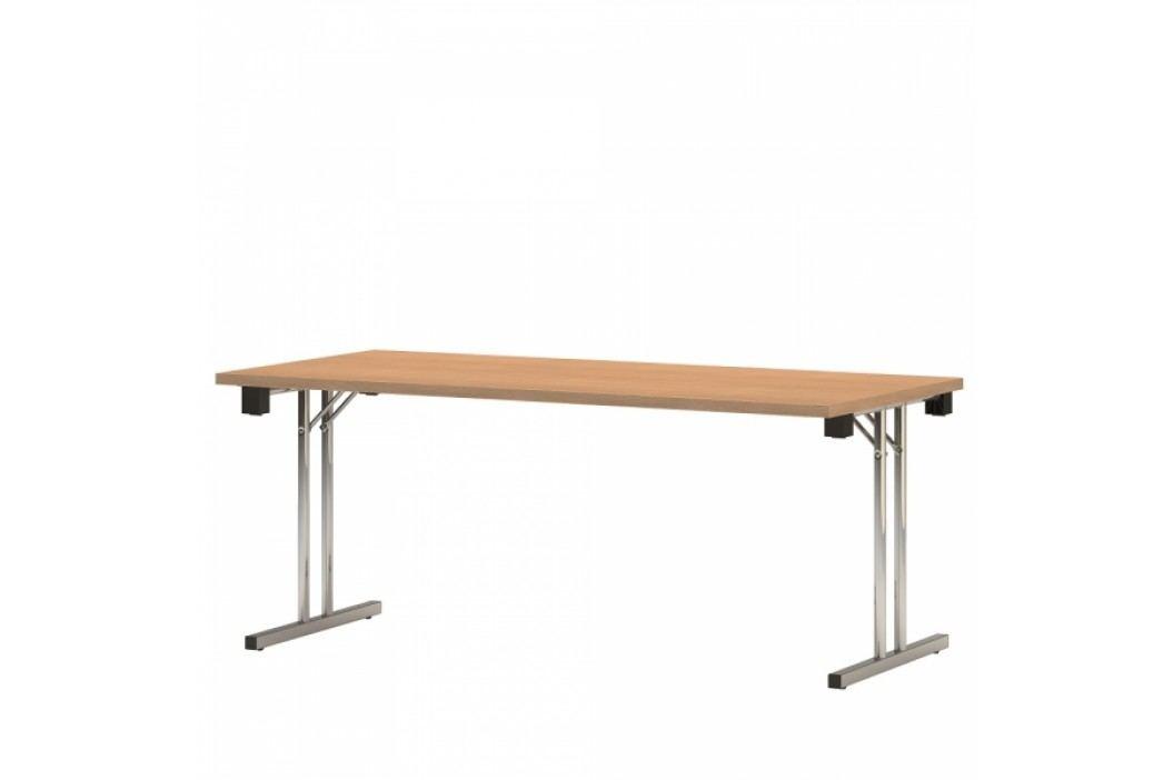 Konferenční stůl Eryk ořech