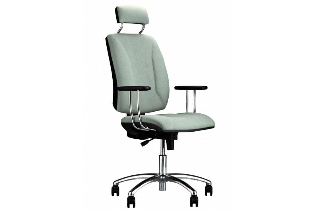 Kancelářská židle Quatro šedá
