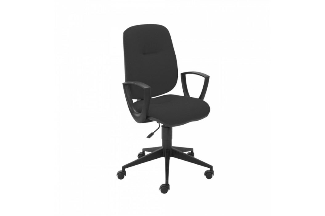 Kancelářská židle Airgo černá