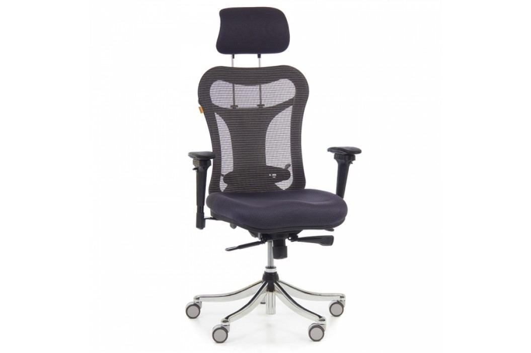 Kancelářská židle Tocantis šedá