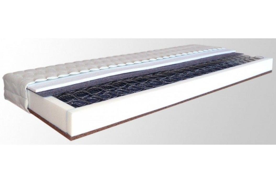 Pružinová-latex matrace 200x80x12 cm