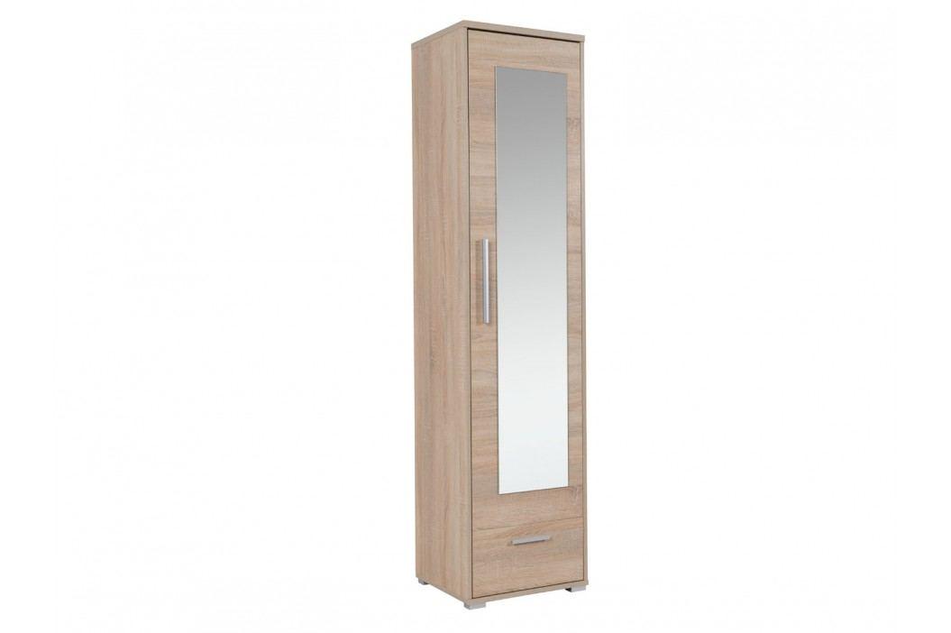 Maridex Skříň se zrcadlem Hit H1
