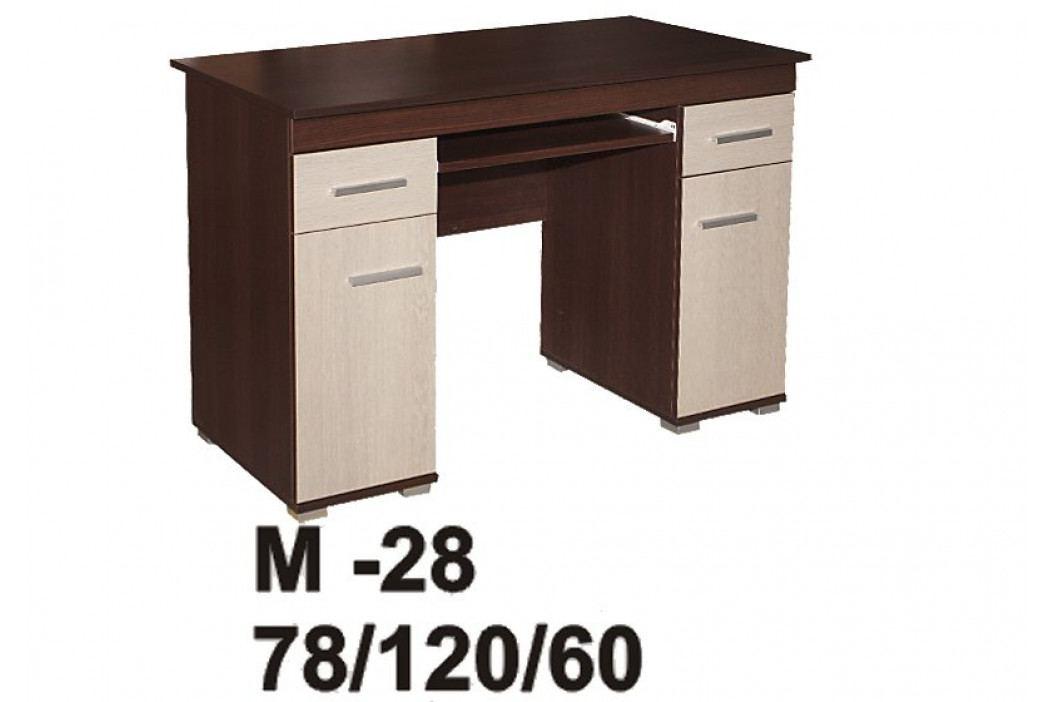 AB Psací stůl MARINO M28