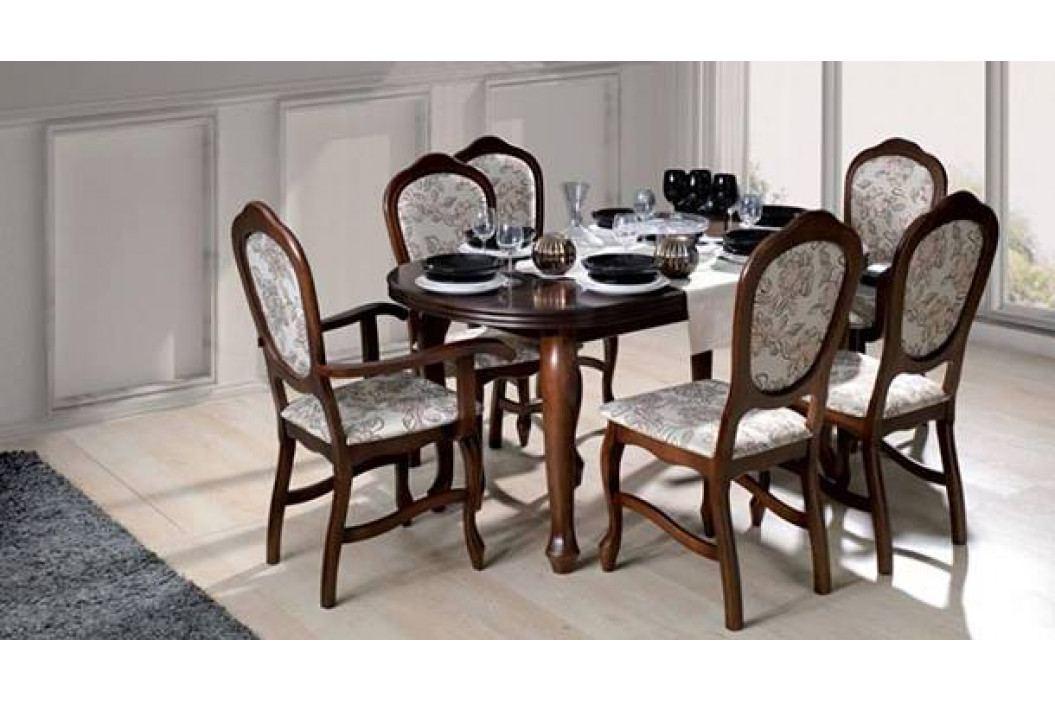 Swierczynski Rozkládací jídelní stůl PLUTON LUDWIK 200x100 + 40
