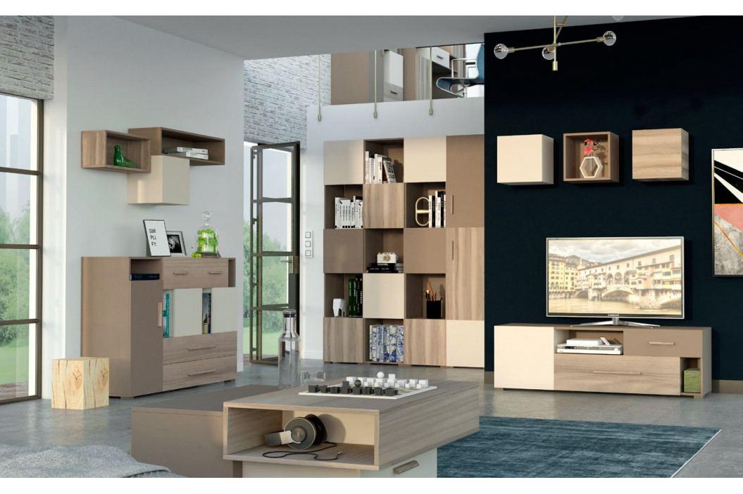 Dolmar Obývací pokoj 4 KREO Dolmar obrázek inspirace