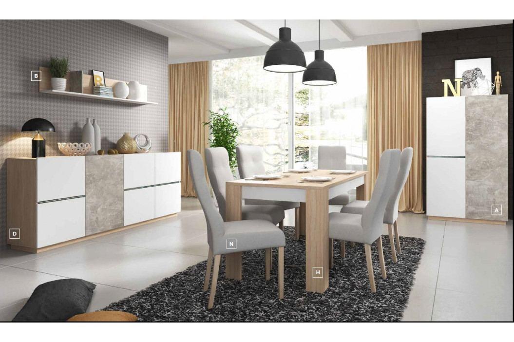 Laski Jídelní židle INLINE Laski 44/103/42 obrázek inspirace