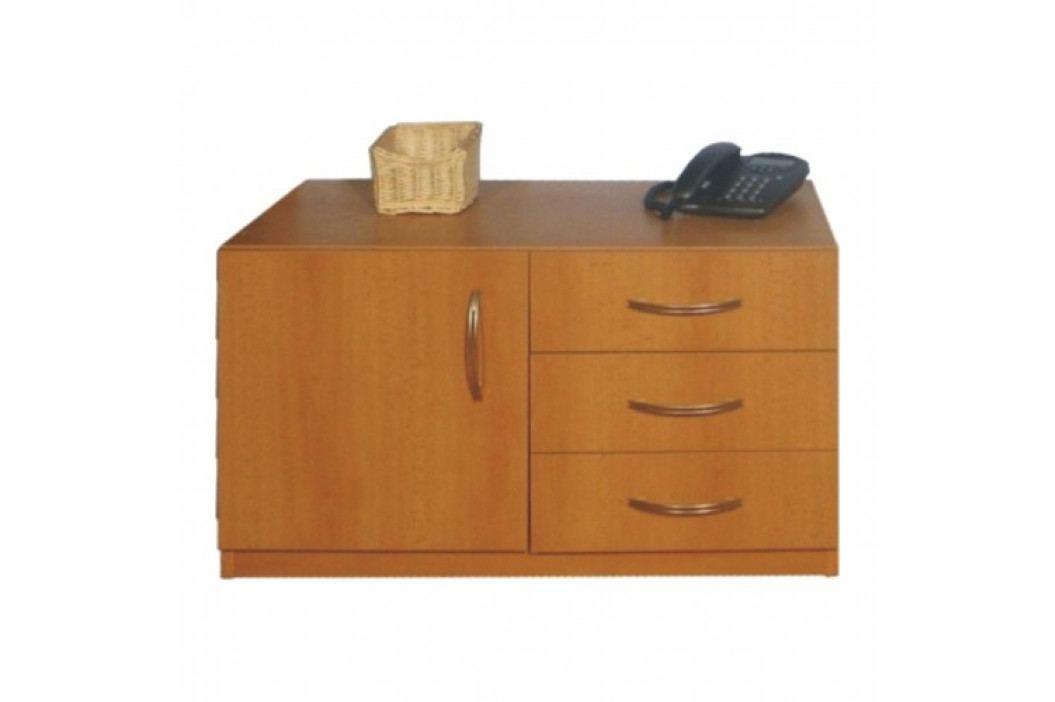 Předsíňový nábytek P 08-skříňka dělená
