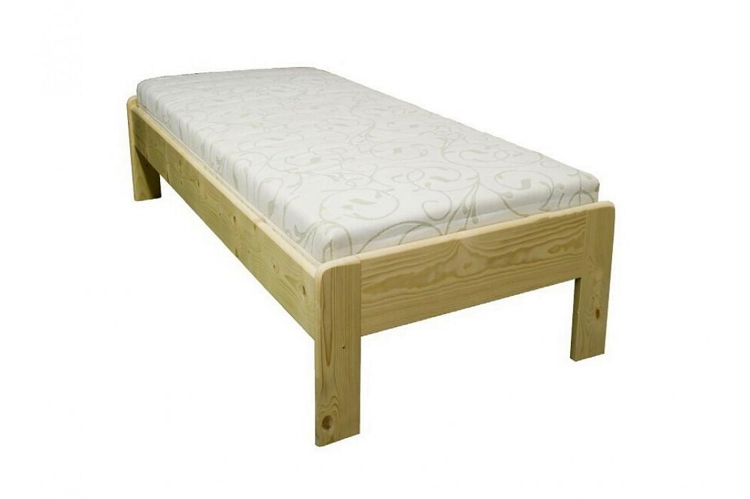 Dřevěná postel VIKI - smrk