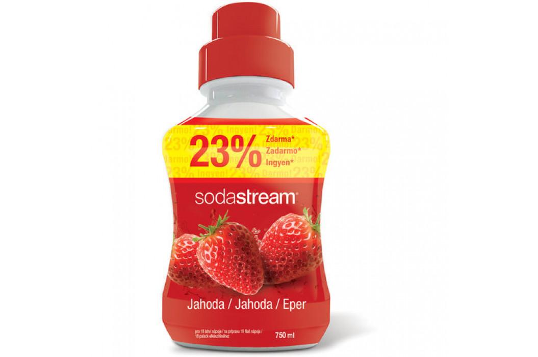 SodaStream sirup JAHODA 750ml