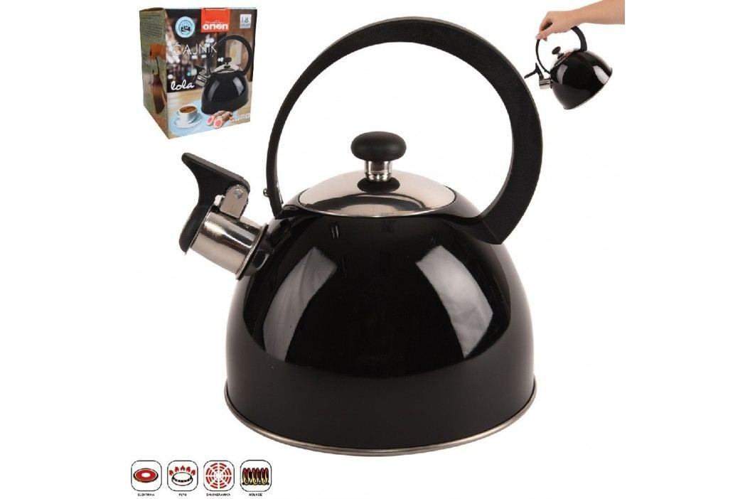 Čajník nerezový LOLA 1,8 L