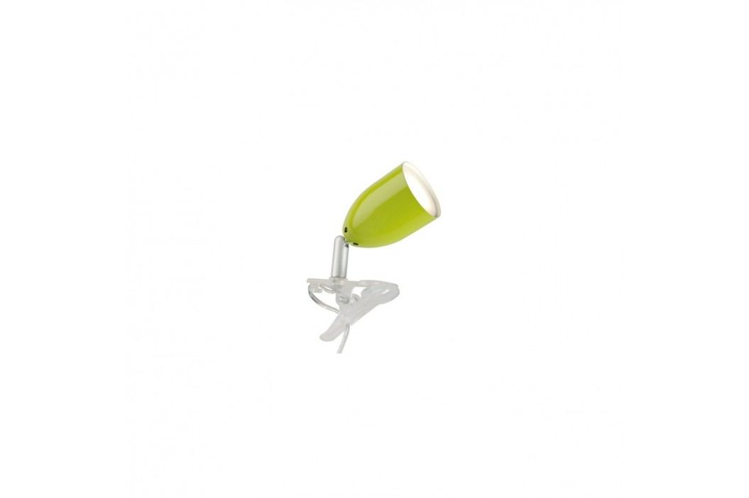 Malá lampička s klipovým uchycením
