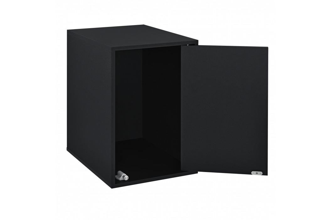 Variabilní designový systém - dvířka - 27x42 cm - černé