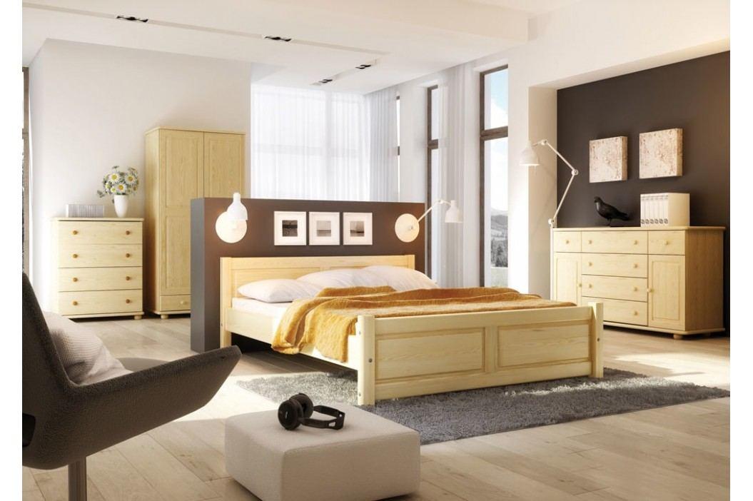 KL-108 postel šířka 160 cm