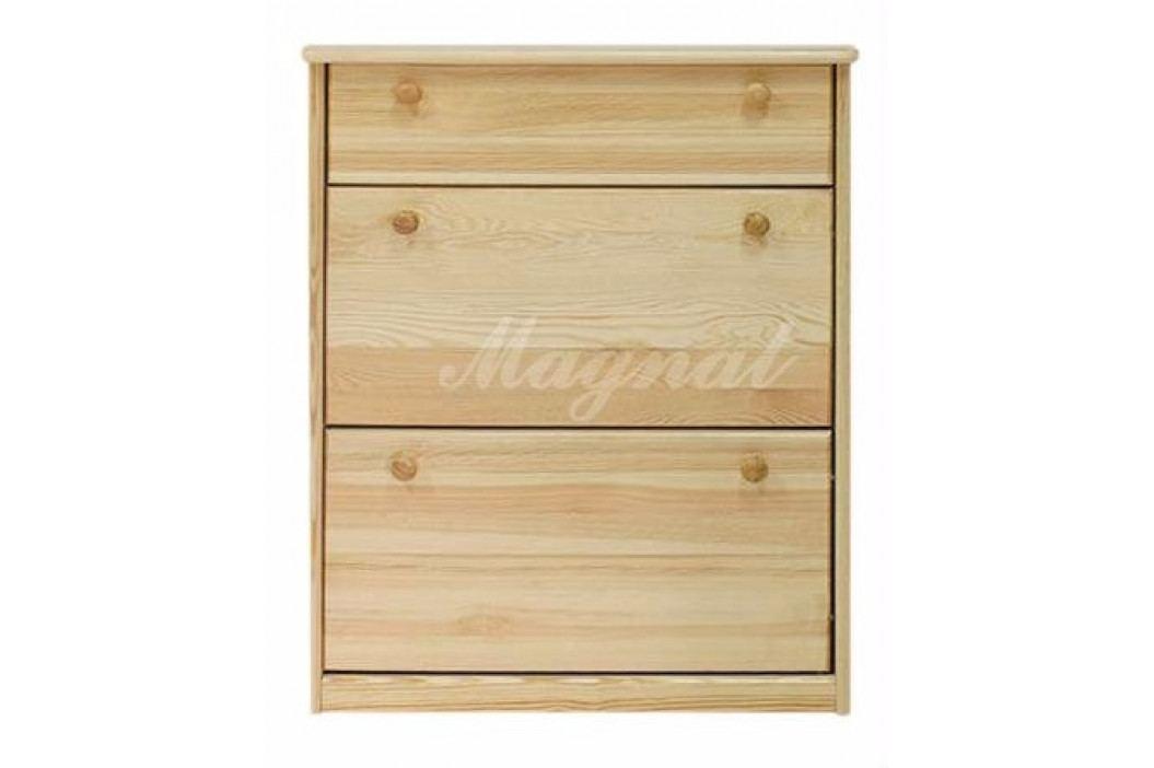 Dřevěný botník nr.4