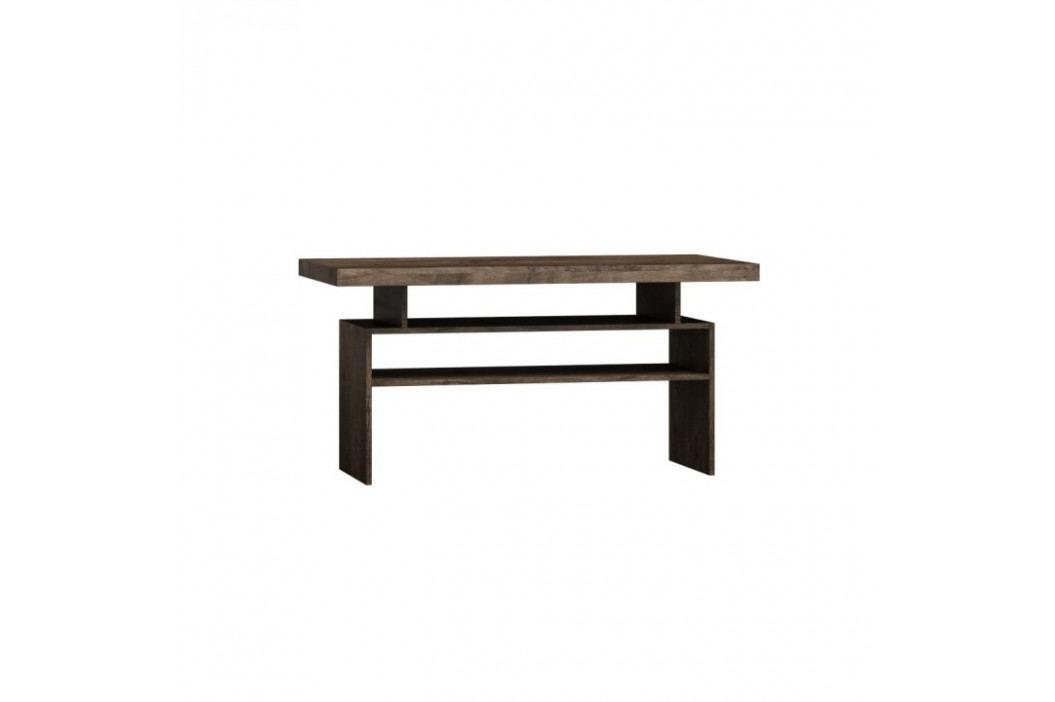 Konferenční stolek 13, jasan tmavý, INFINITY 13