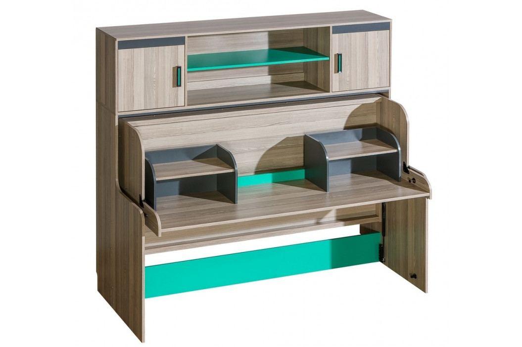 Kombinovaná sklápěcí postel ULTTIMO U16