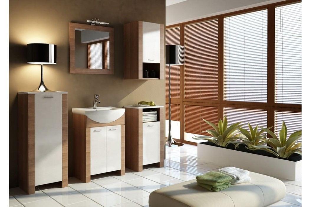 Koupelnová sestava TALIA akácie/vanilka