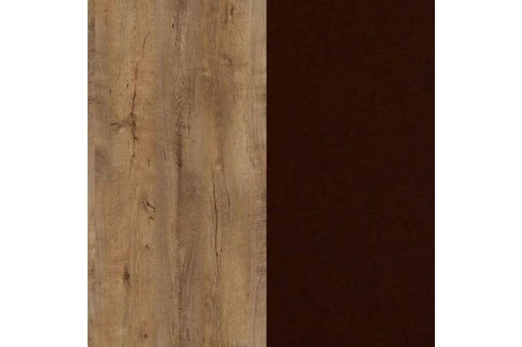 Koupelnová sestava BONITA II hnědá lesk
