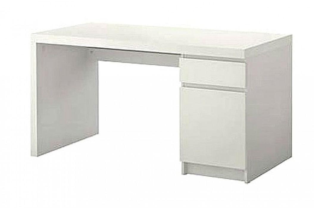 Psací stůl VALKE bílý
