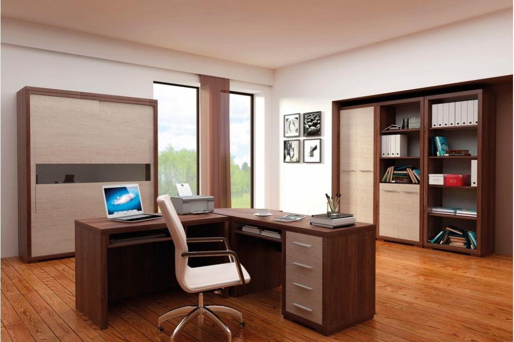 Pracovní stůl se zásuvkami VEGAS V-28 výběr barev