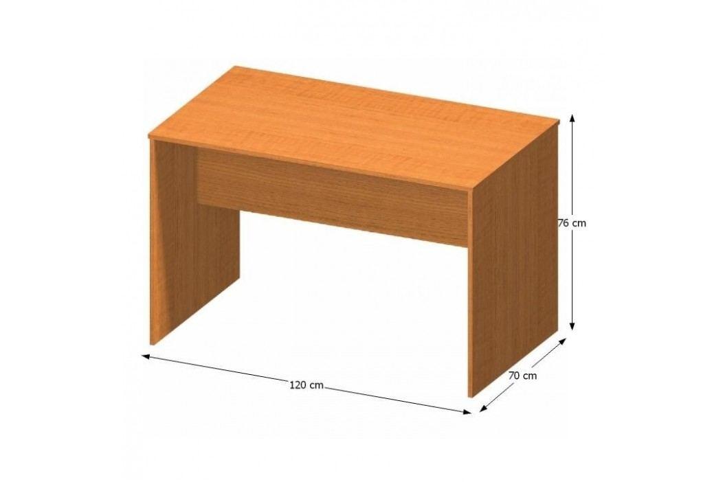 Zasedací stůl, trěšeň, TEMPO AS NEW 021 ZA
