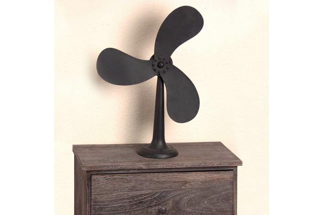 Stojací dekorace ventilátor