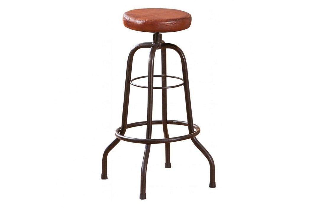 Barová židle LONGO retro