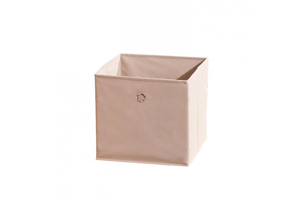 WINNY textilní box, béžový