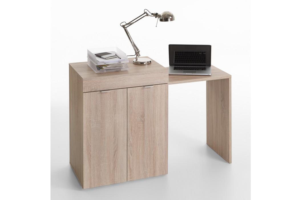 Psací stůl STRETCH 2 dub