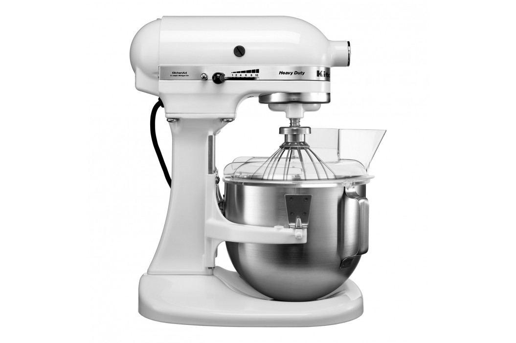 KitchenAid Kuchyňský robot Heavy Duty se zvedací mísou 4,8 l bílá