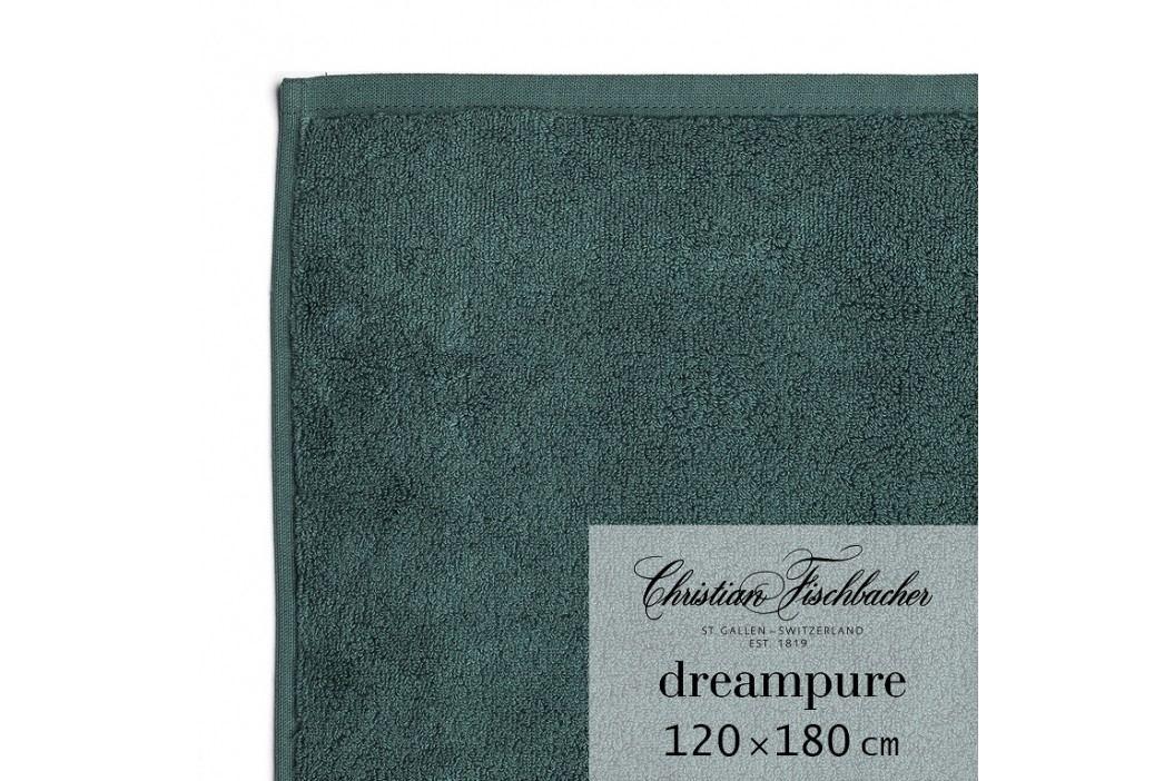 Christian Fischbacher Osuška velká 120 x 180 cm smaragdová Dreampure, Fischbacher