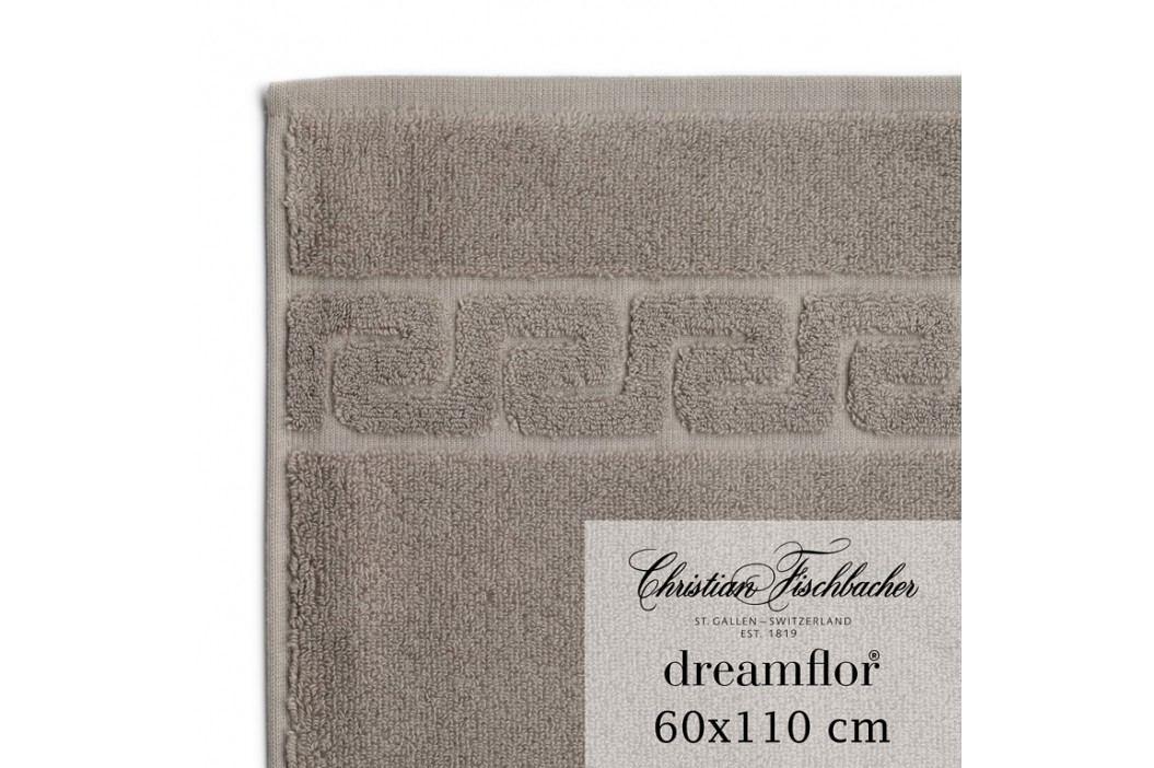 Christian Fischbacher Ručník velký 60 x 110 cm béžovošedý Dreamflor®, Fischbacher