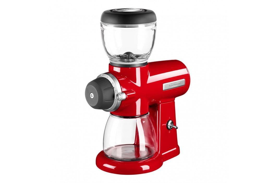 KitchenAid Kávomlýnek Artisan královská červená