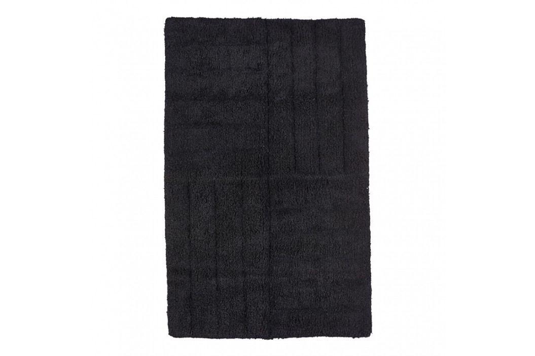 ZONE Koupelnová předložka 50 x 80 cm black CLASSIC