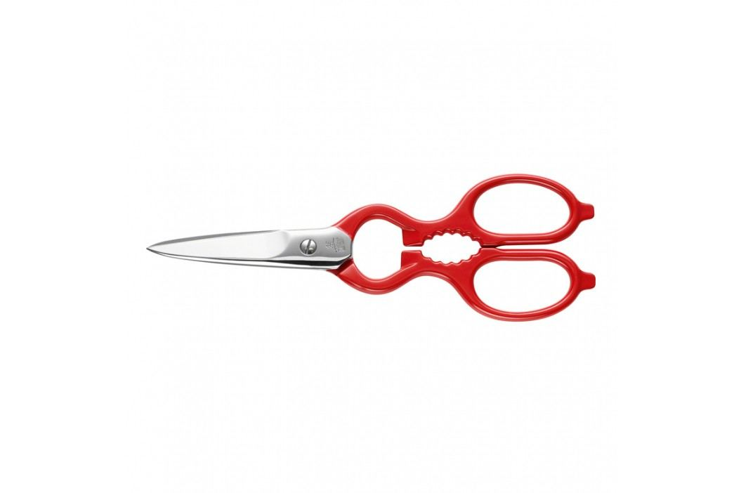 ZWILLING Multifunkční nůžky červené