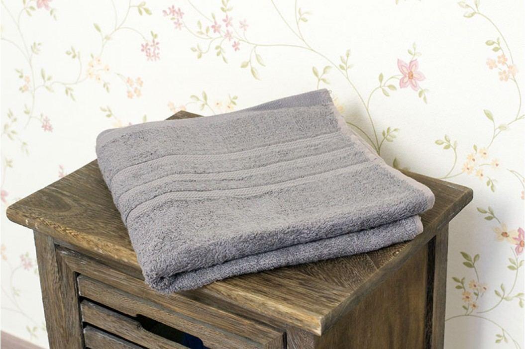 Bamboo Classic Bambusový ručník 70x90 Šedý