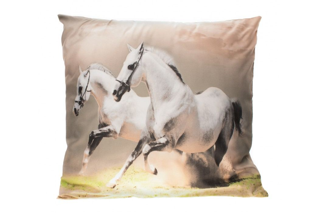3D povlak 45x45 Koně