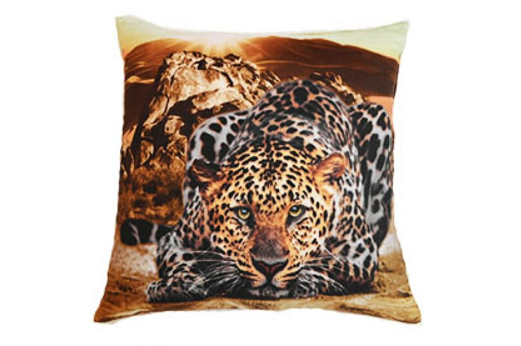 3D povlak 45x45 Leopard