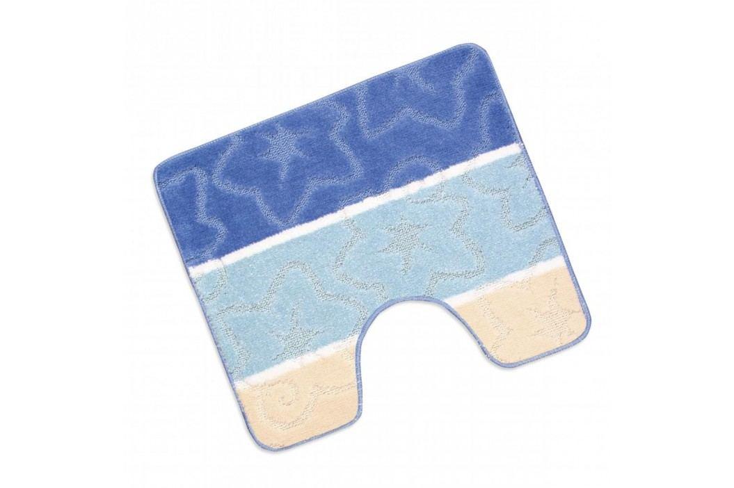 WC předložka 50x60cm modrý orion