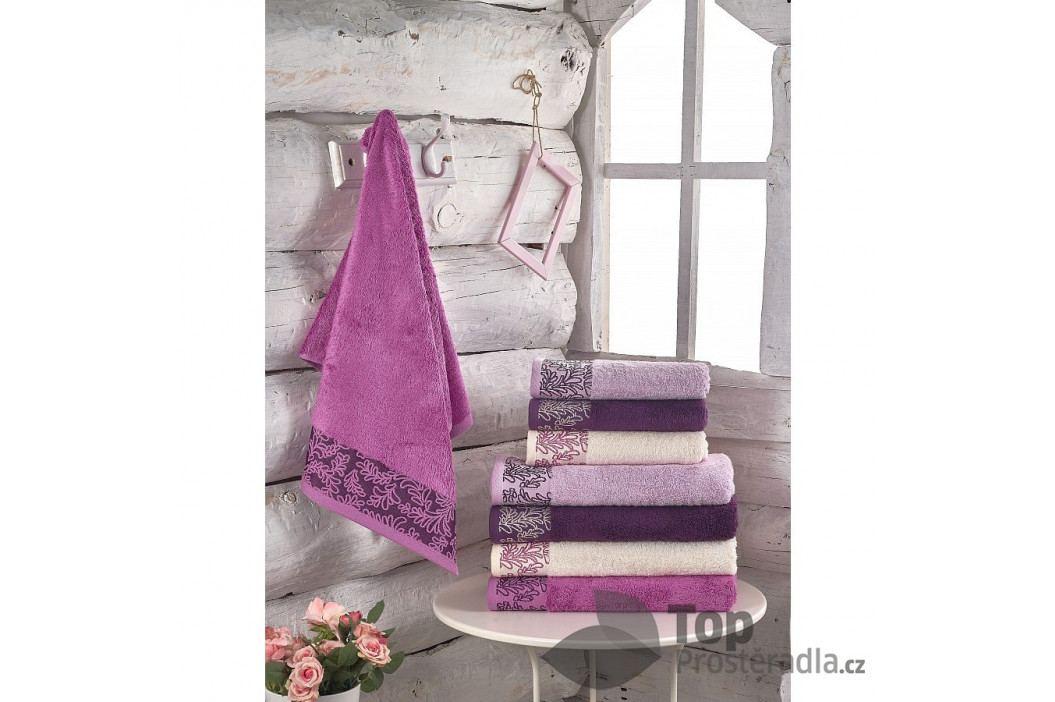 Bambusový ručník Nice COLLECTION - Růžová