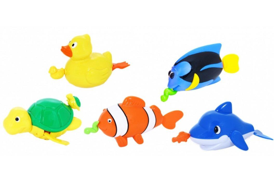 Zvířata do vody na natažení, 5 druhů