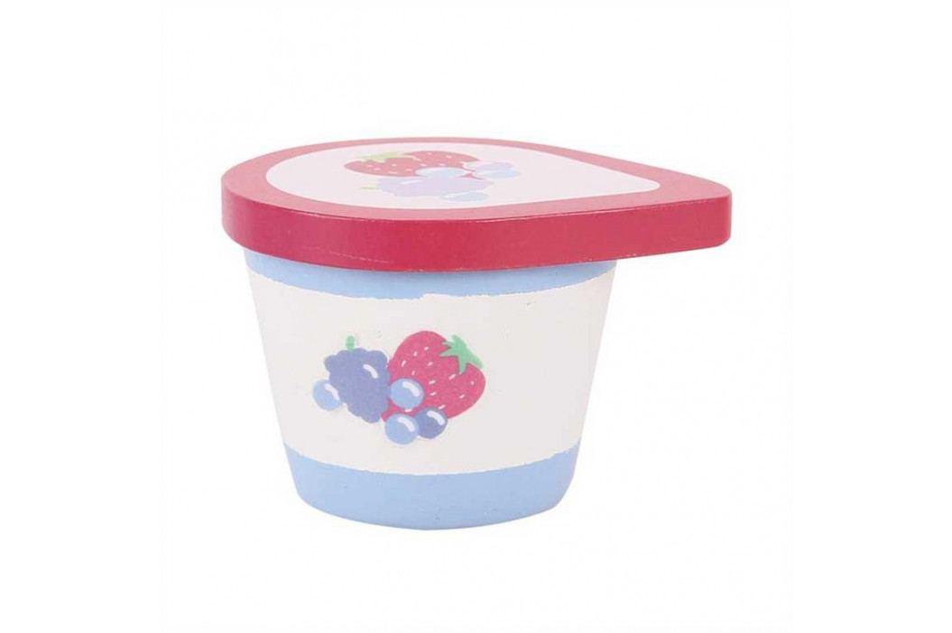 Bigjigs Toys Bigjigs Toys dřevěné potraviny - Jogurt 1ks