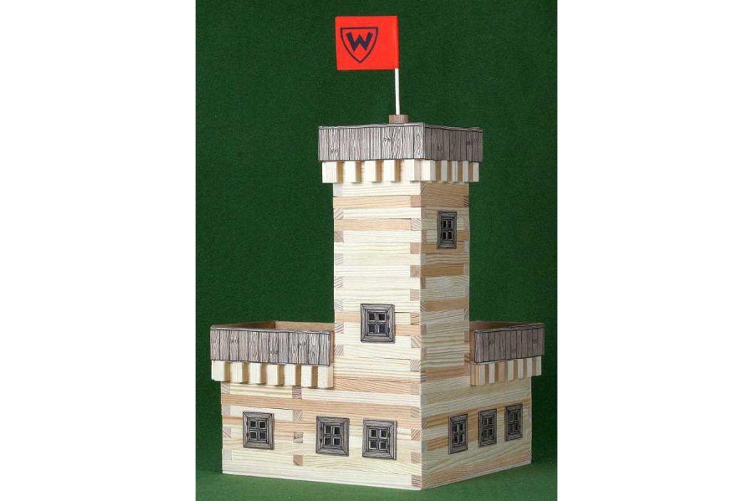 Walachia Dřevěná slepovací stavebnice Walachia Letohrad