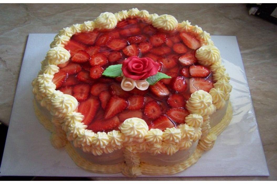Felcman dortová forma kytice malá 21cm